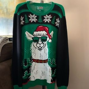 NWOT Mens Ugly Christmas Sweater size L